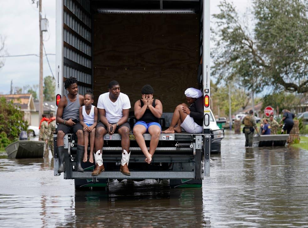 Weather Disasters Increasing-UN