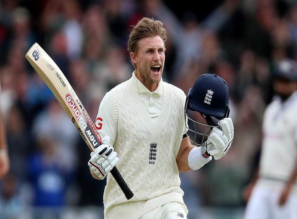 England captain Joe Root is top of the ICC's Test batting rankings
