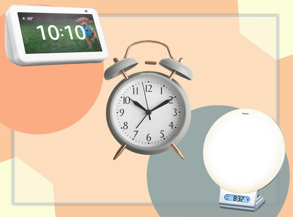 <p>Upgrading from your phone to a proper alarm could mean less  midnight scrolling and a better night's sleep</p>