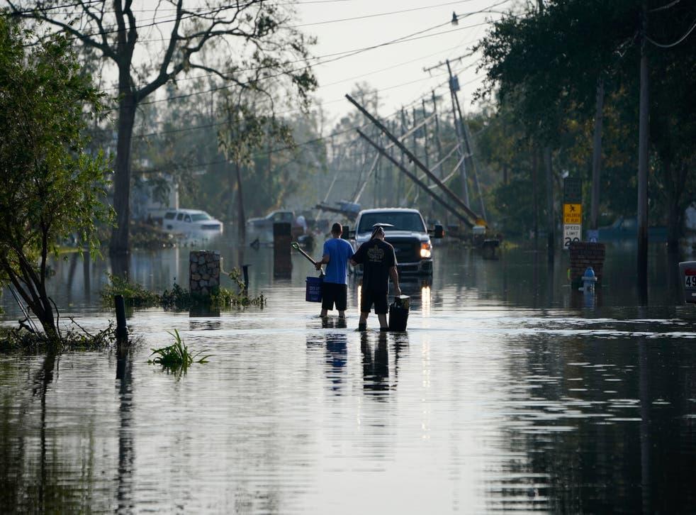 Tropical Weather Louisiana