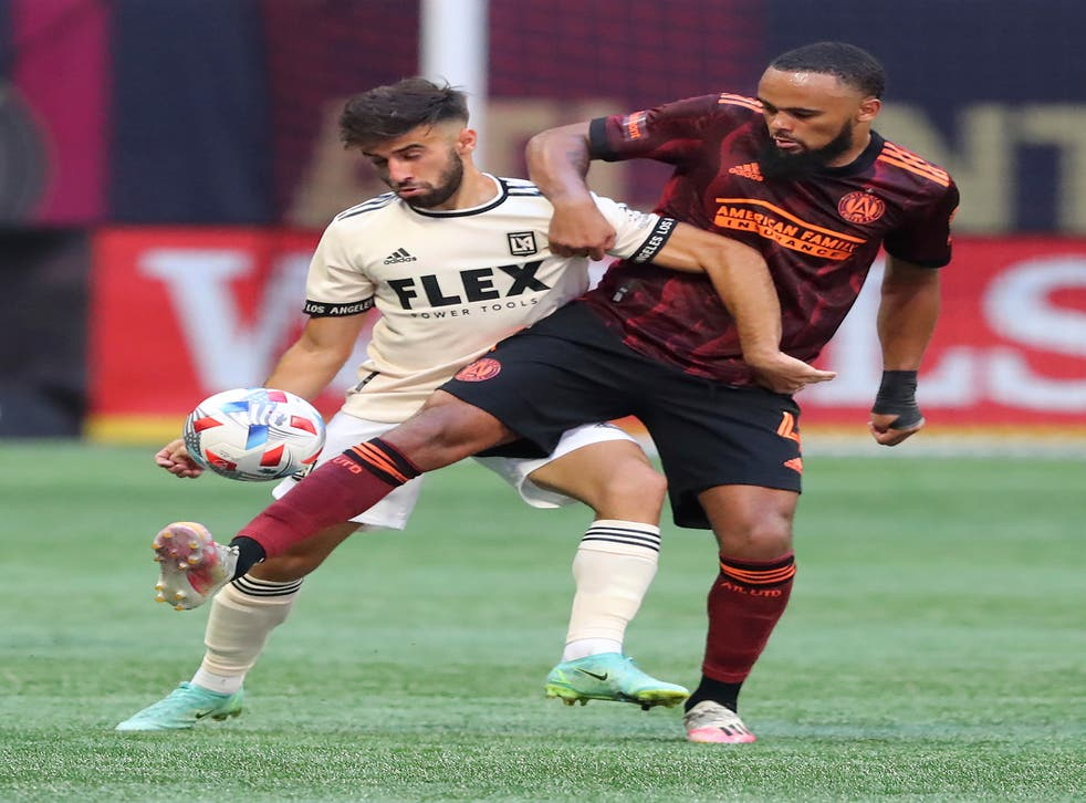 MLS LAFC-ROSSI