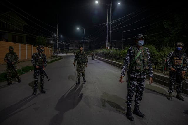 India Kashmir Obit Syed Geelani