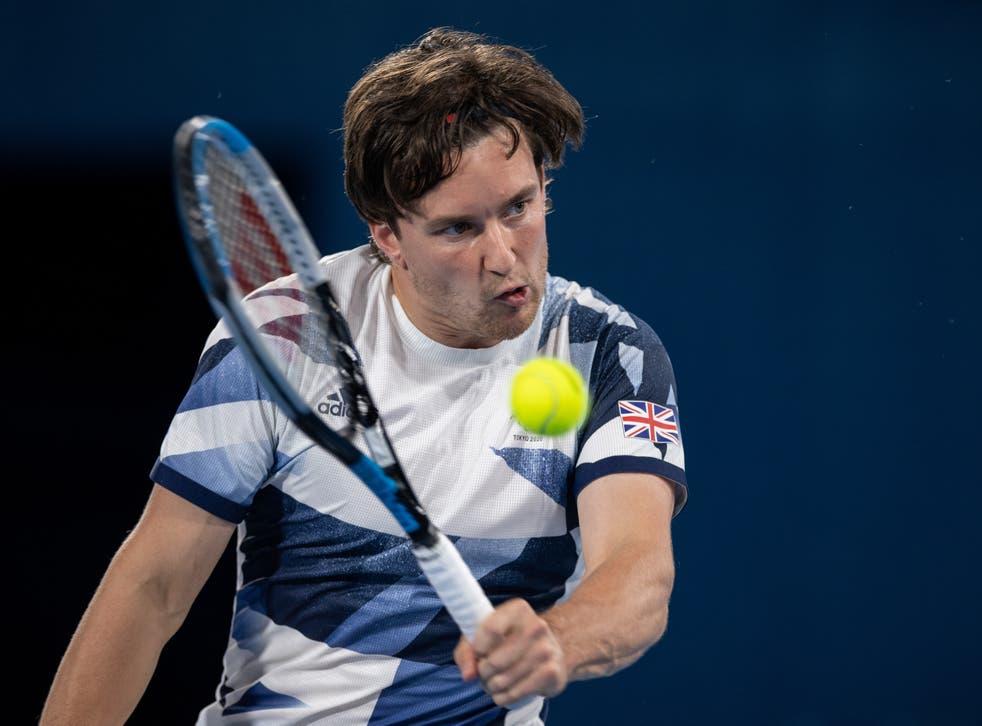 Gordon Reid's reign as Paralympic singles champion is set to end (Simon Bruty/OIS/PA)