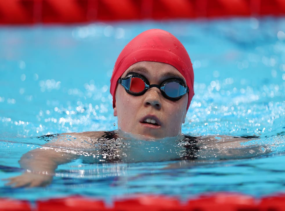 <p>Ellie Simmonds is unlikely to compete at a Paralympic Games again </p>