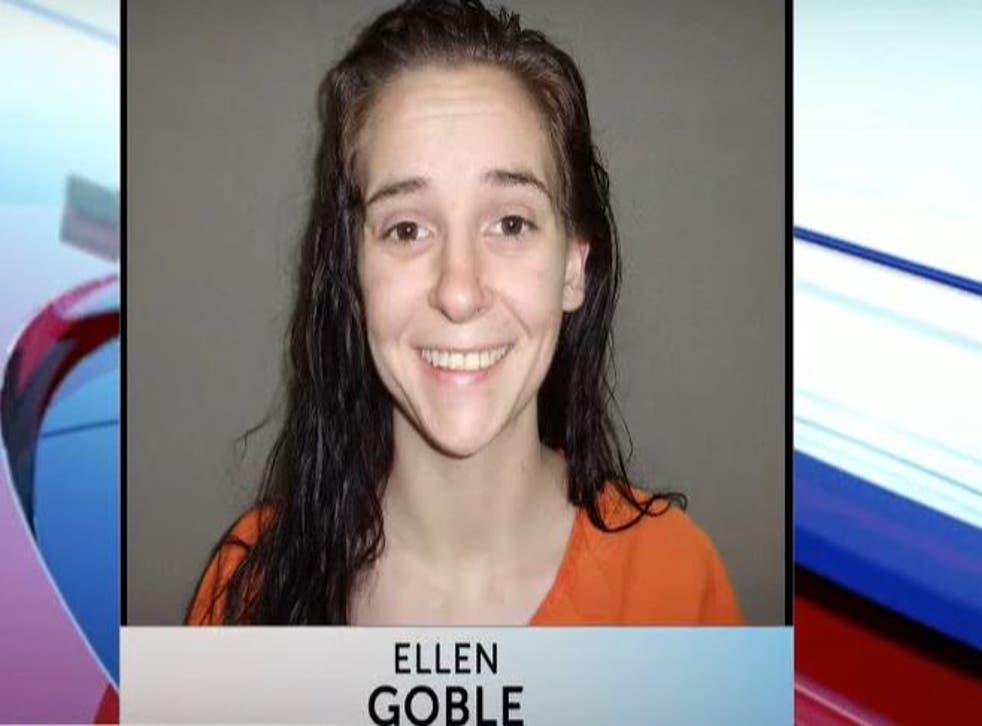 La reclusa de Missouri Ellen Goble se hizo pasar por otro recluso para escapar de la prisión