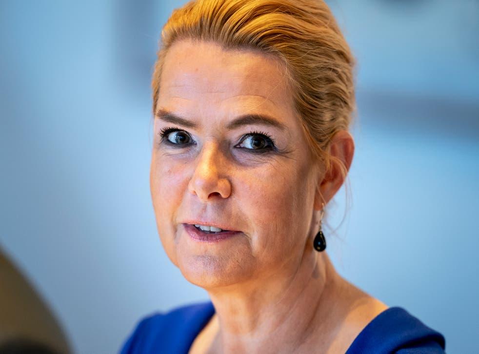 Denmark Impeachment Trial