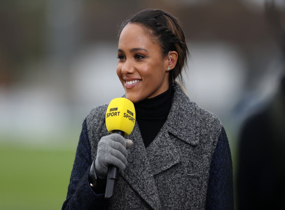 <p>Former Arsenal and England player Alex Scott will present the BBC's coverage of the Women's Super League </p>
