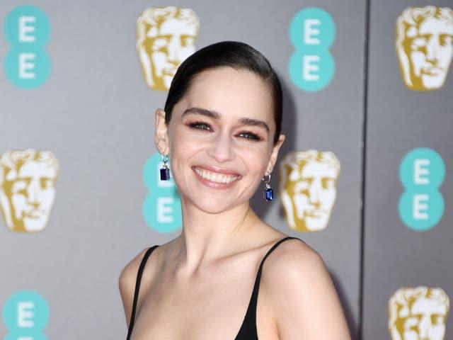 <p>Emilia Clarke explains why she doesn't plan on having plastic surgery</p>