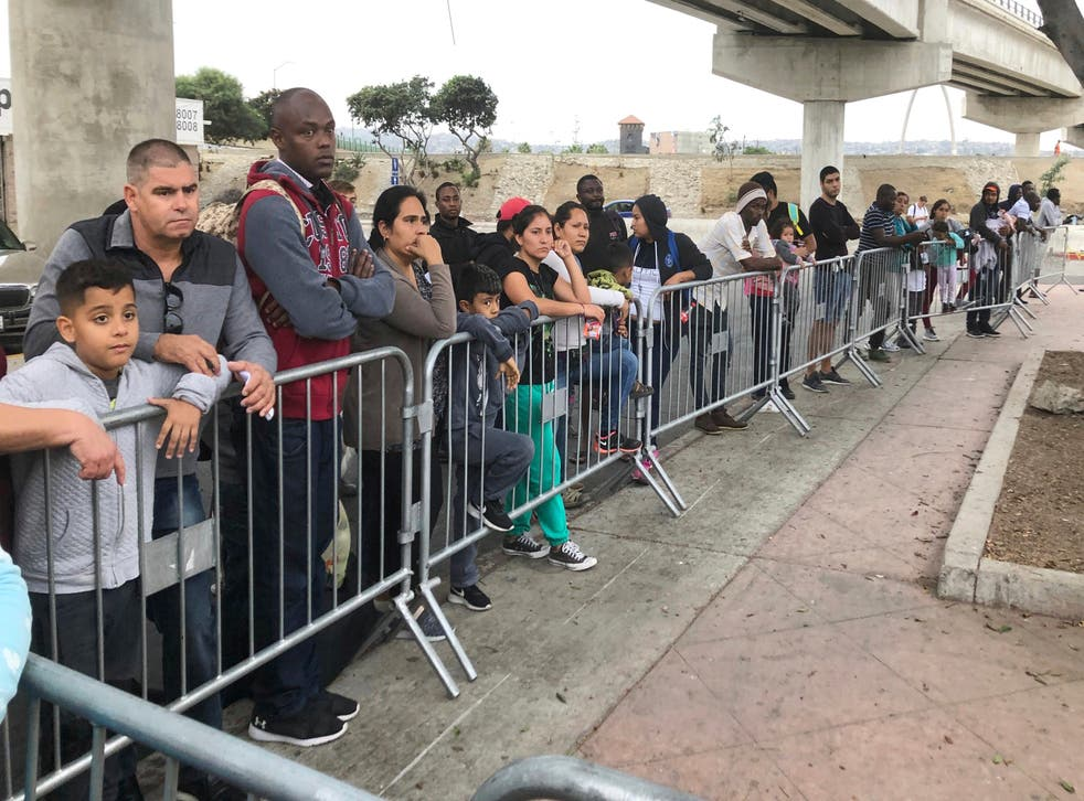 Asylum-Waiting in Mexico