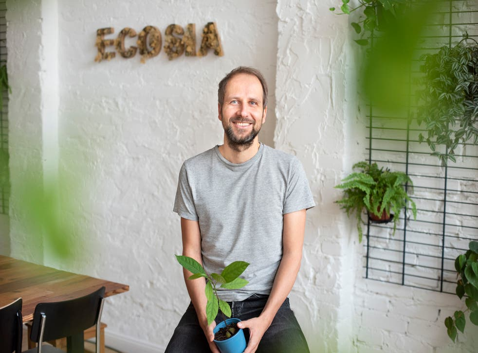 <p>Green and good: the company has planted more than 133 million trees</p>