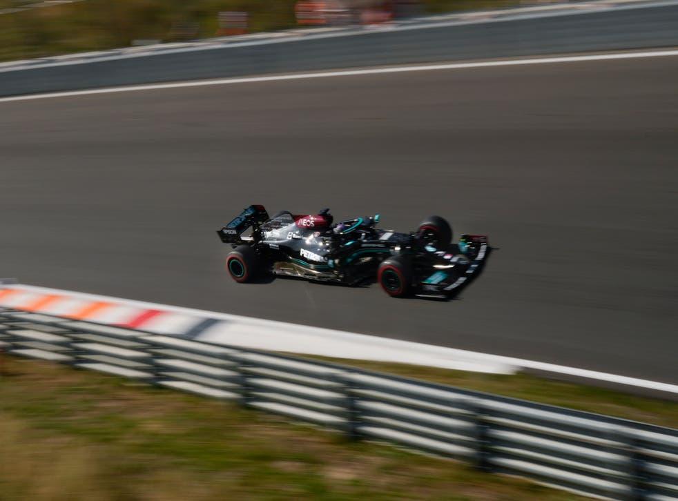 F1-GP HOLANDA