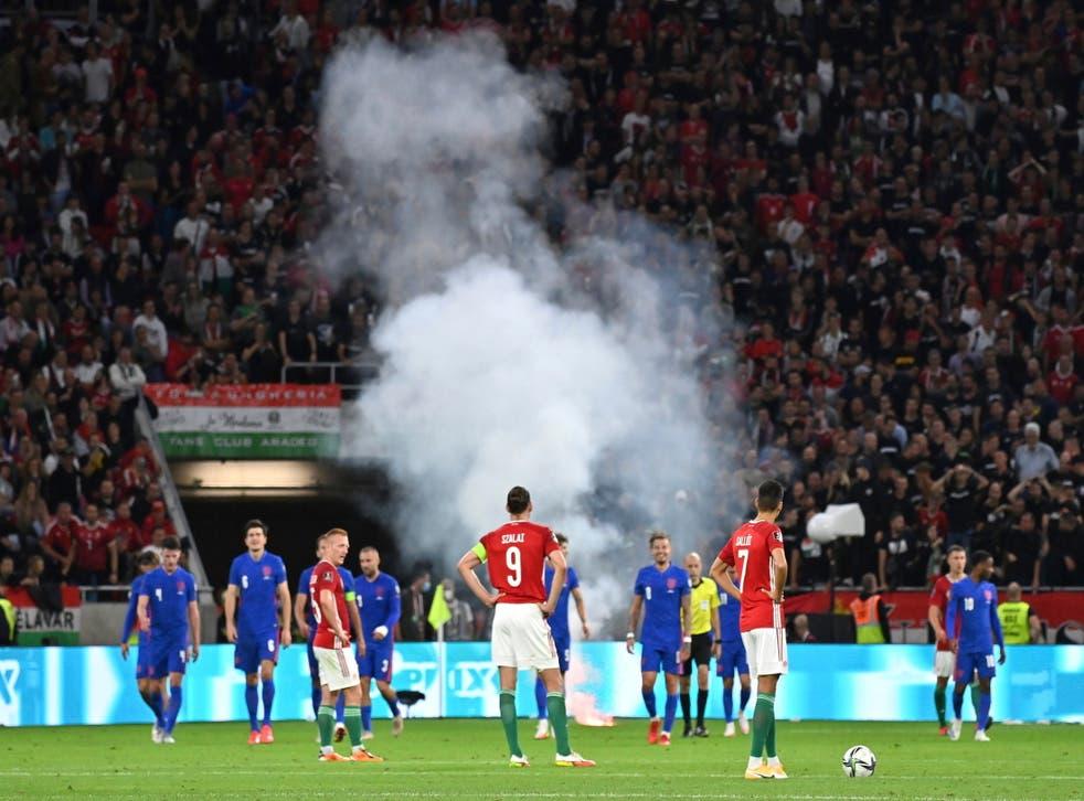 FIFA-HUNGRIA RACISMO