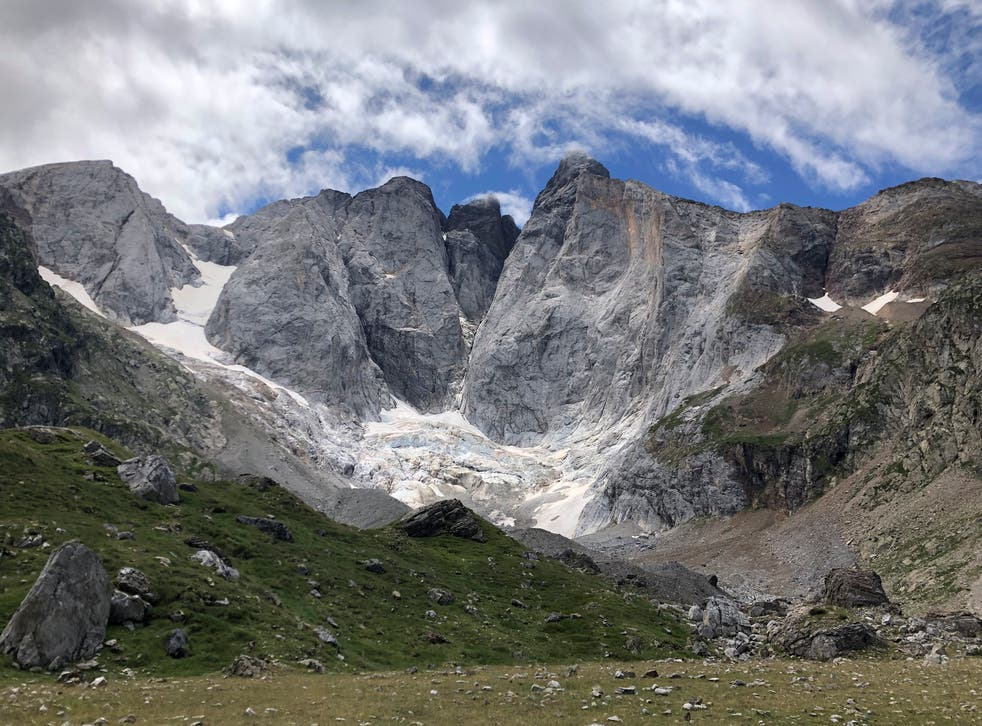 Spain Glaciers