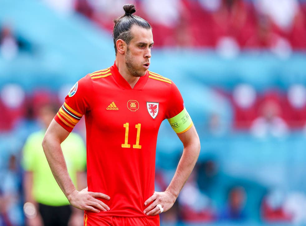 Wales captain Gareth Bale says he would be happy to lead his players off the pitch if they were subjected to racial abuse (PA)