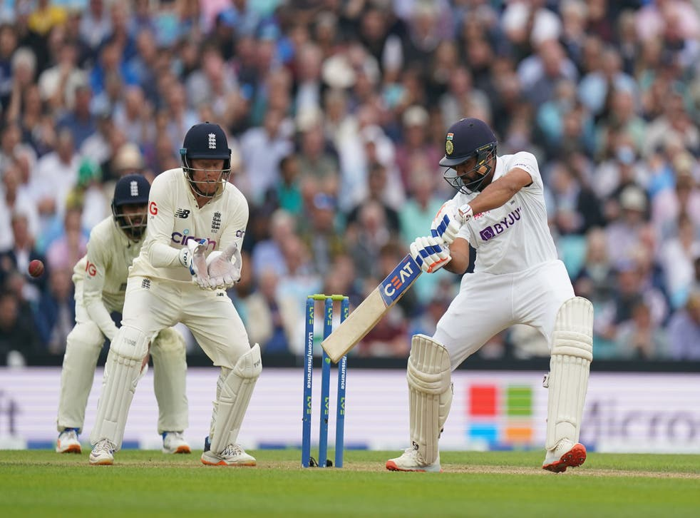 <p>Rohit Sharma capped his impressive efforts in the series with a superb 127</p>