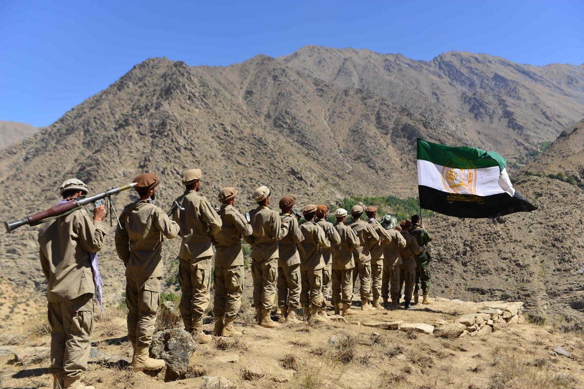 Fighting rages in Afghanistan's Panjshir Valley as Taliban and resistance claim military gains