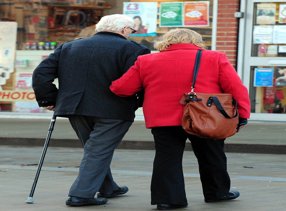 More than three-quarters of married people have no idea what their spouse's pensions are worth, according to LV= (Rui Vieira/PA)
