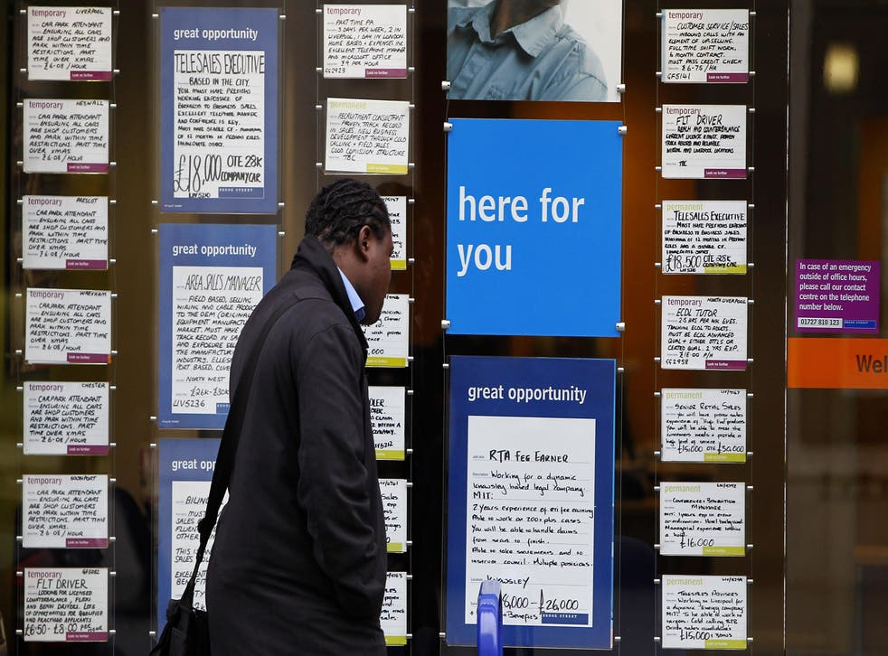 The CBI is urging the Government to take urgent action to tackle the shortage of workers, warning that labour supply problems could last up to two years (Peter Byrne/PA)
