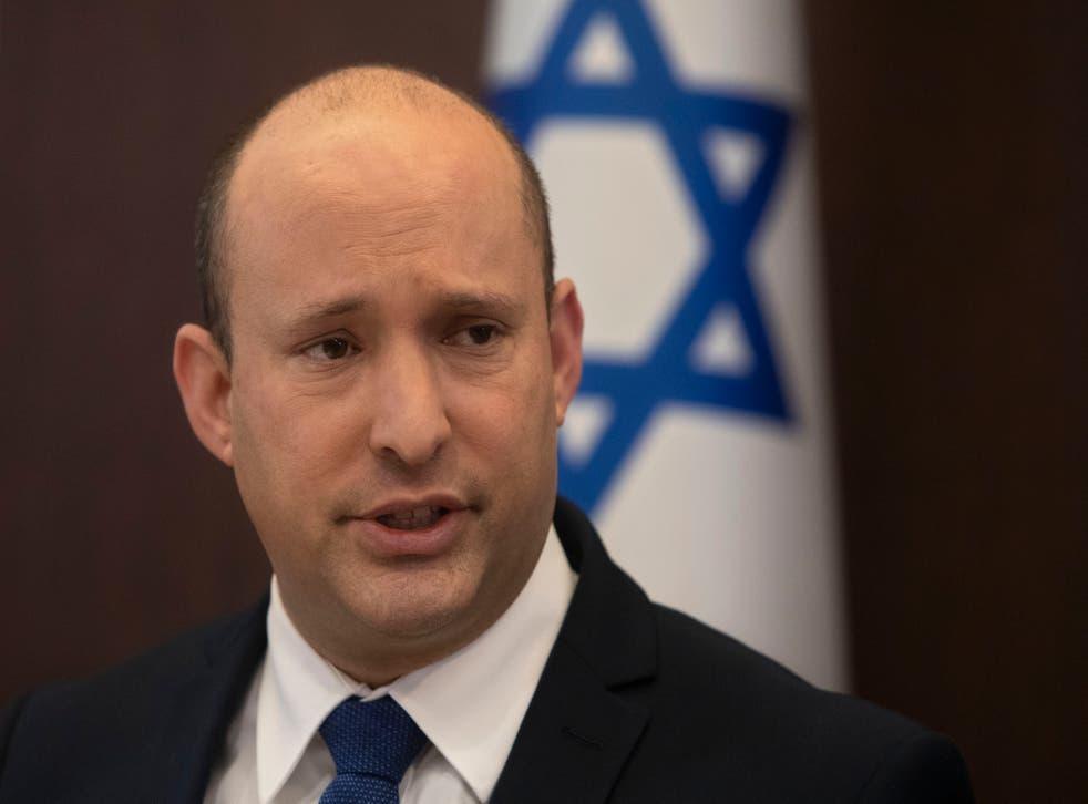 ISRAEL-FUGA DE PRISION