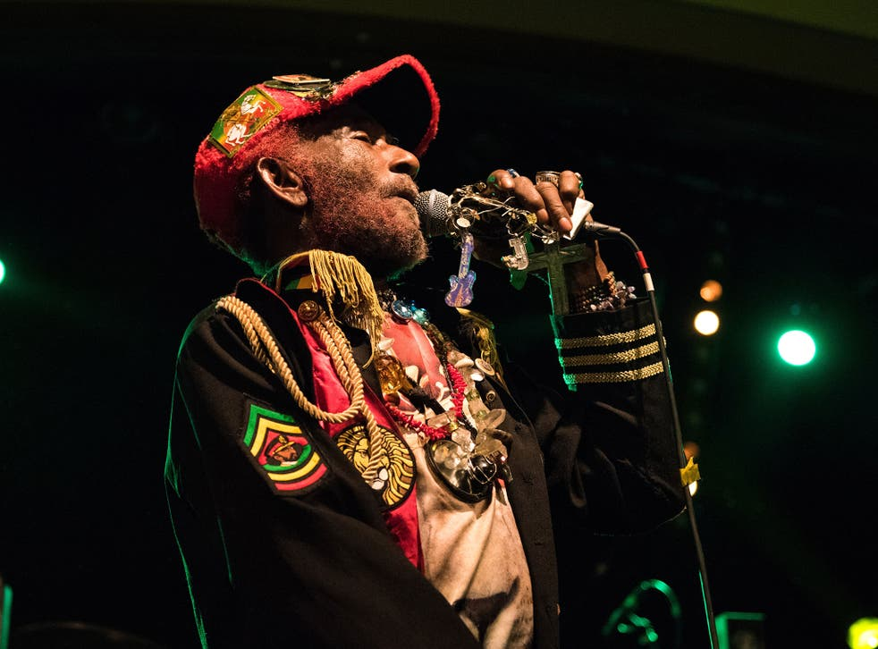 <p>Working alongside some of the greats, including Bob Marley, Perry took rocksteady music to new heights</p>
