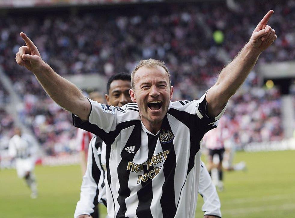 <p>Shearer is still the all-time leading Premier League scorer </p>