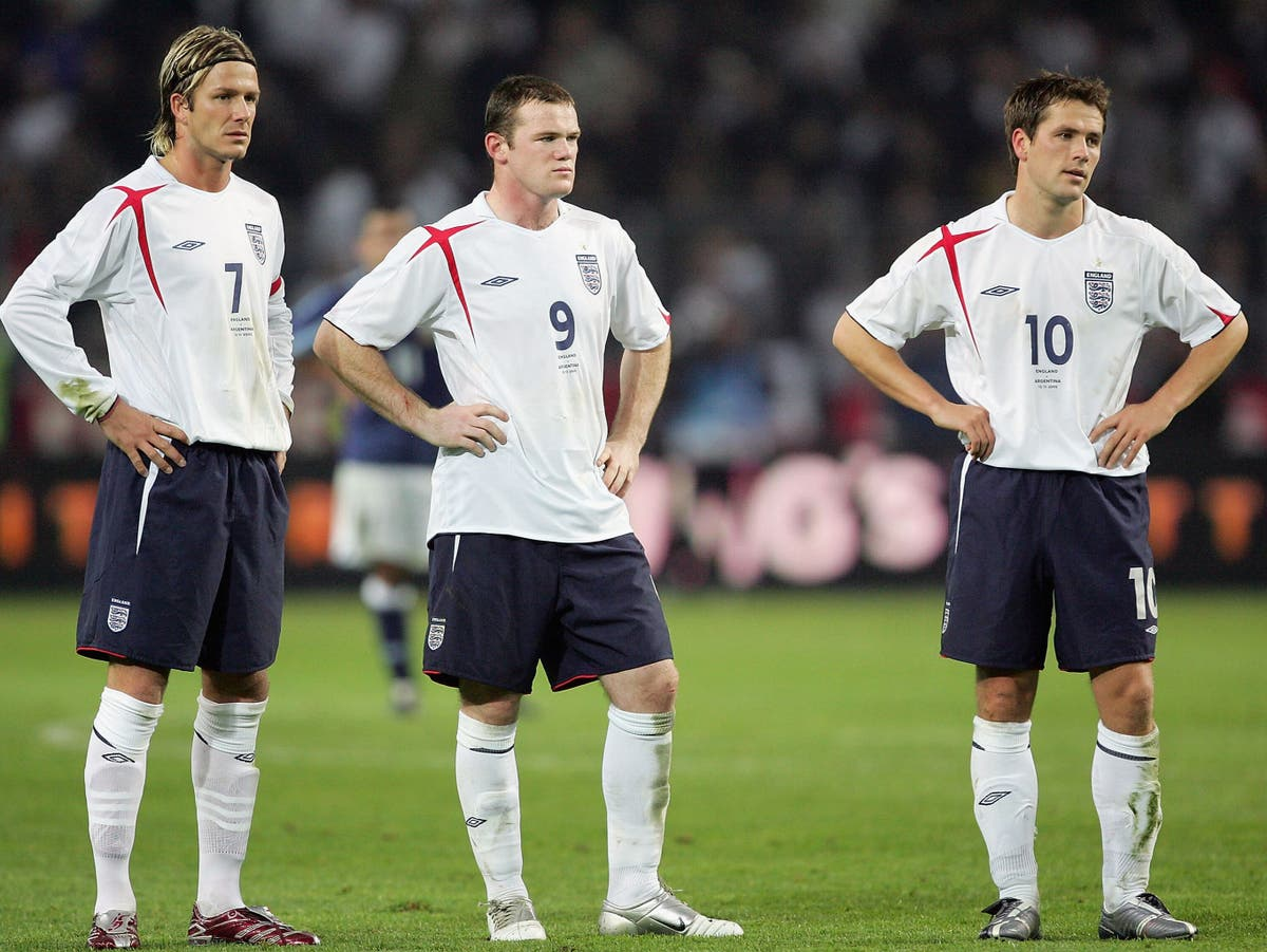 Who are the most capped England players ever? - The Independent
