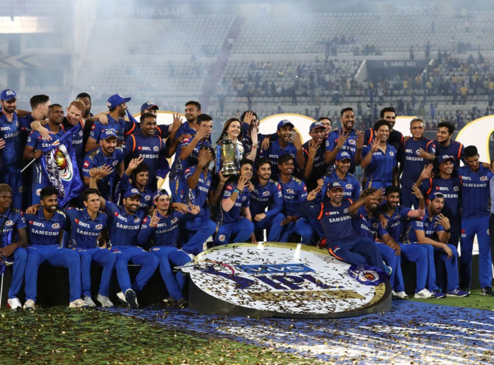 <p>Mumbai Indians have won the last two editions of the IPL </p>