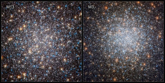 <p>Scientists at the University of Bologna compared white dwarfs in the M3 and M13 star clusters, discovering that some were able to slow their rate of cooling by holding on to an outer layer of hydrogen </p>