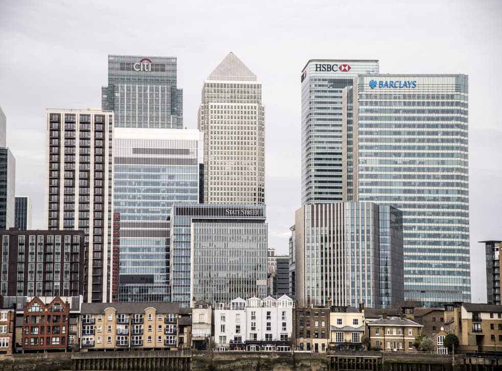 London's shares gained on Monday (Ian West/PA)