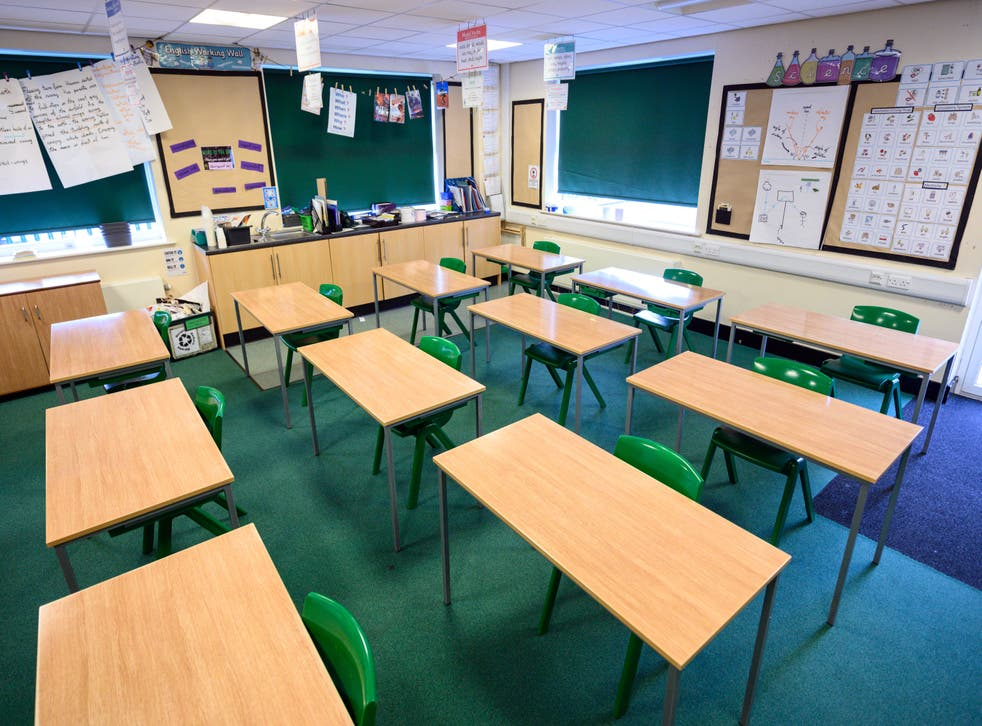 <p>The study collated views from 96 teachers across schools in England</p>