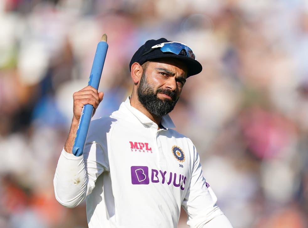 Virat Kohli's India tasted victory (Adam Davy/PA)