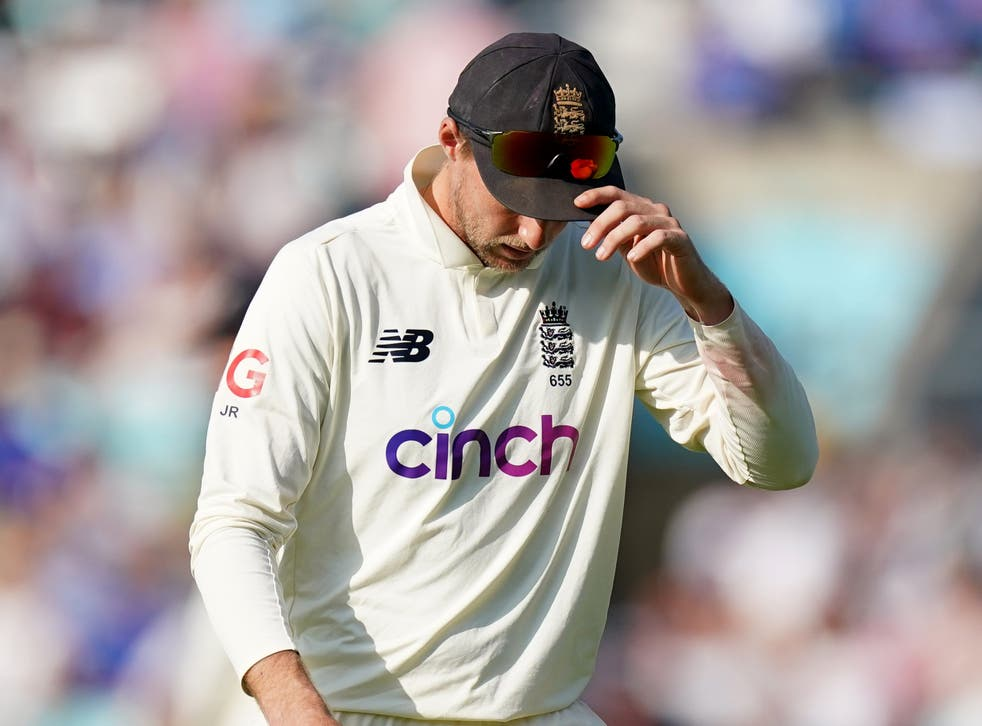 <p>Joe Root's England were beaten by India in the fourth Test (Adam Davy/PA)</p>