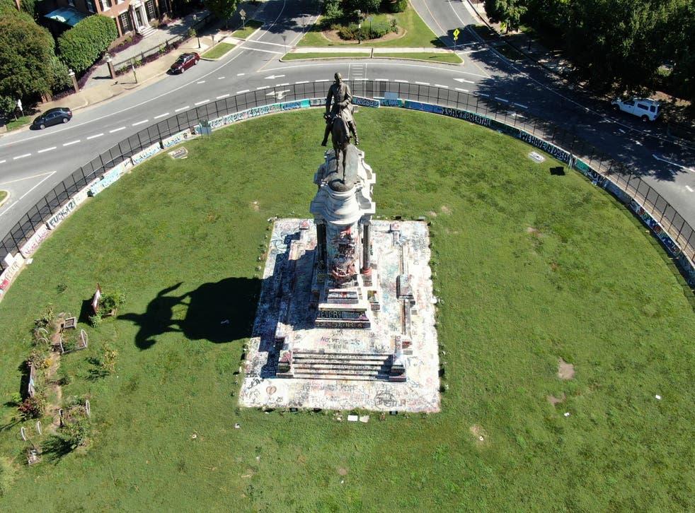 VIRGINIA-MONUMENTO CONFEDERADO