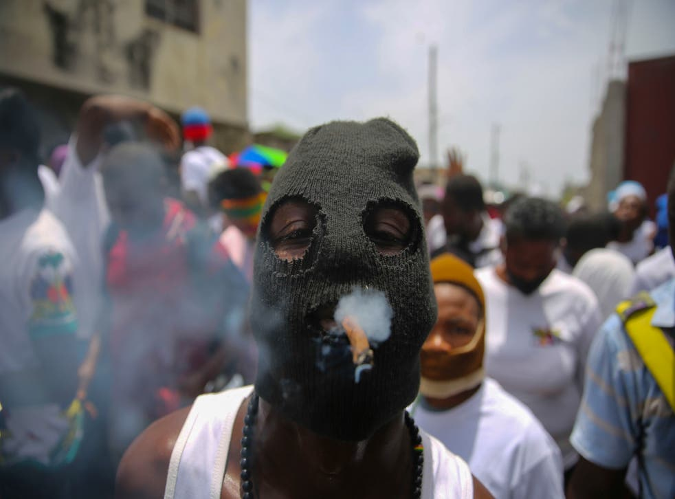 HAITI-VIOLENCIA