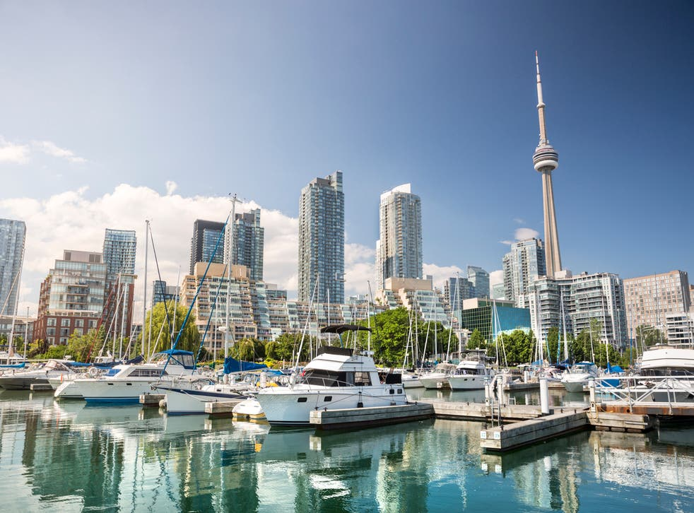 <p>Toronto is one of Canada's most popular destinations for leisure and business travellers</p>
