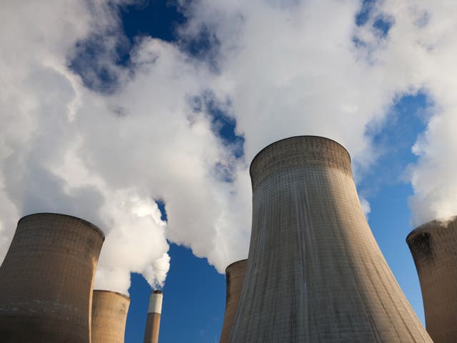 <p>The UK was forced to fire up one of its last remaining coal power plants to meet electricity needs amid low winds</p>