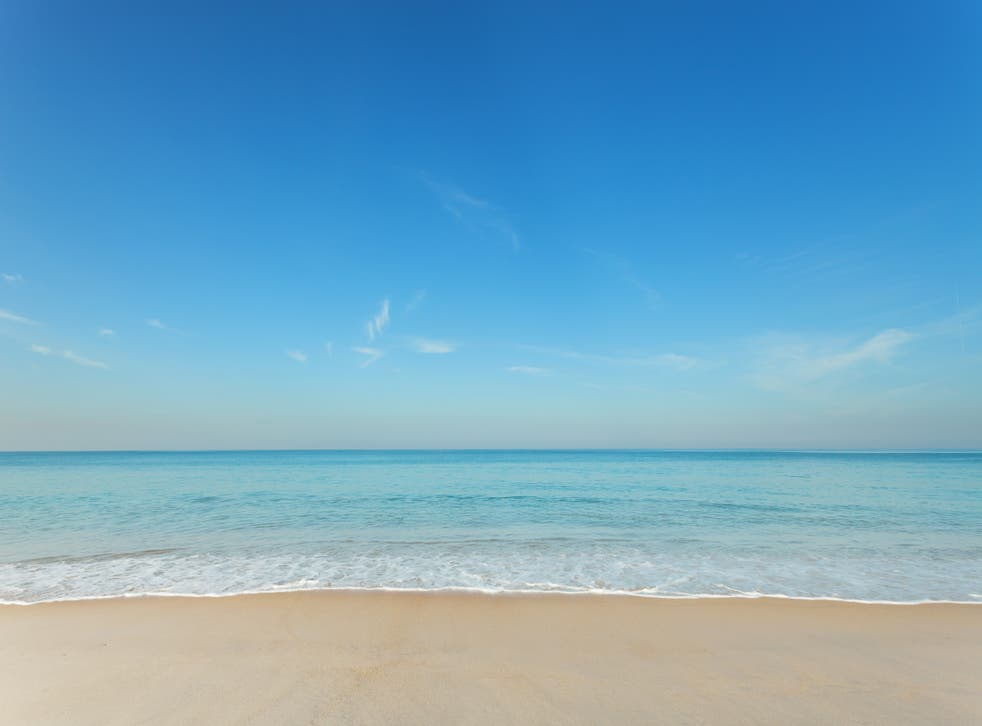 <p>Views of the sea and sky can improve body image, accoding to new study</p>