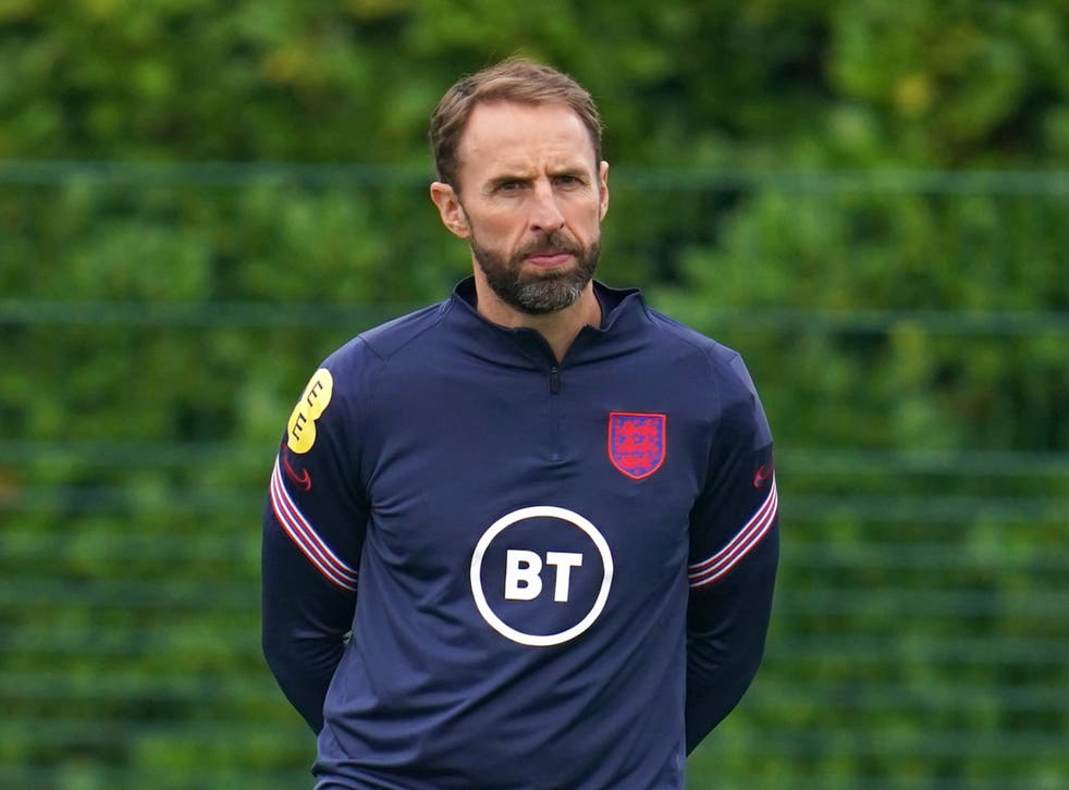 <p>Gareth Southgate is not getting carried away </p>