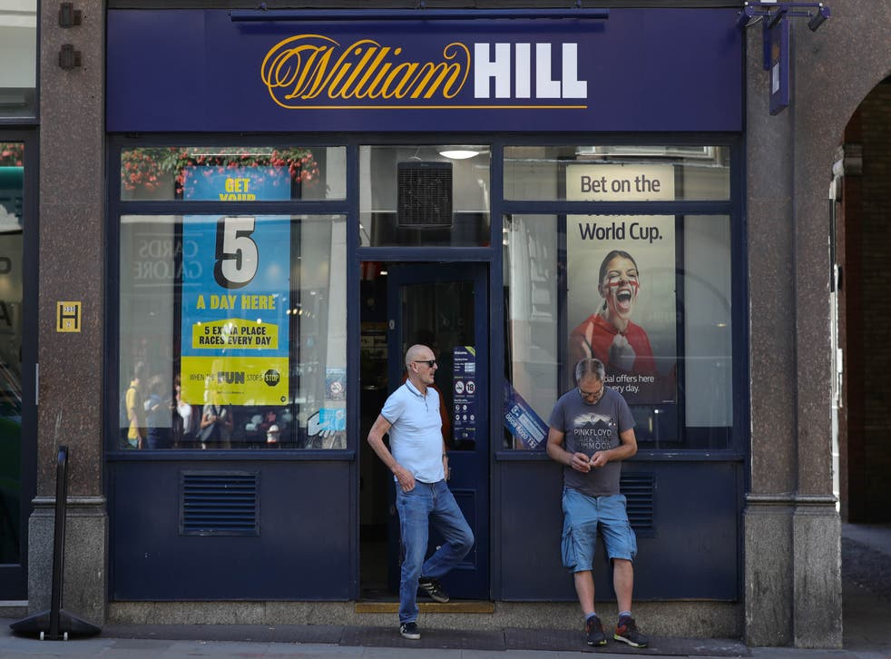 William Hill runs 1,400 betting shops. (Aaron Chown/PA)