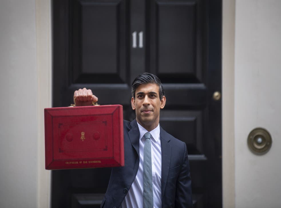 <p>Chancellor Rishi Sunak ended the Green Homes Grant in his last budget </p>