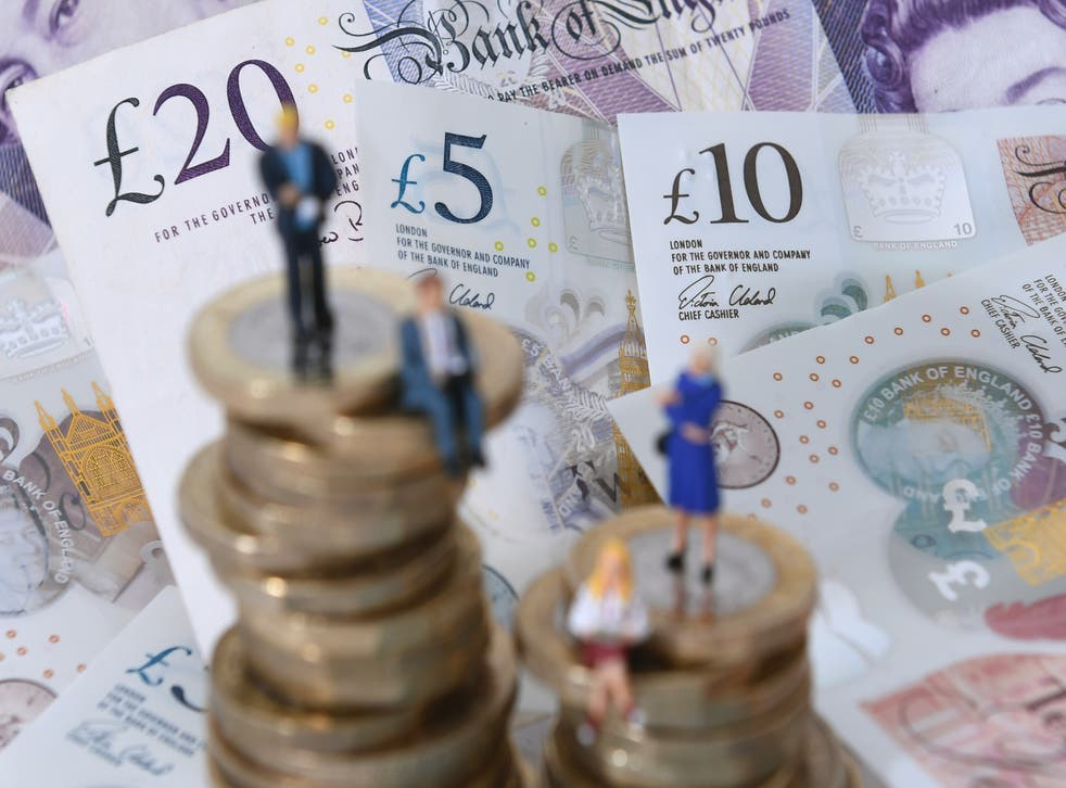 <p>The size of the state, with higher taxes and more spending, is set to be permanently made bigger by the UK government's social care reforms, according to the Institute for Fiscal Studies (Joe Giddens/PA)</p>
