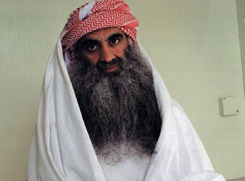<p>Khalid Sheikh Mohammed awaits trial with four al-Qaeda co-defendants for the attacks of 9/11</p>