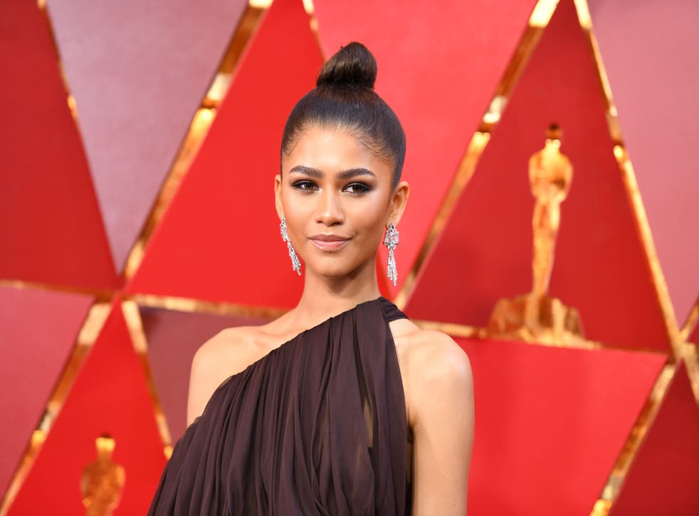 <p>Zendaya opens up about going to therapy</p>