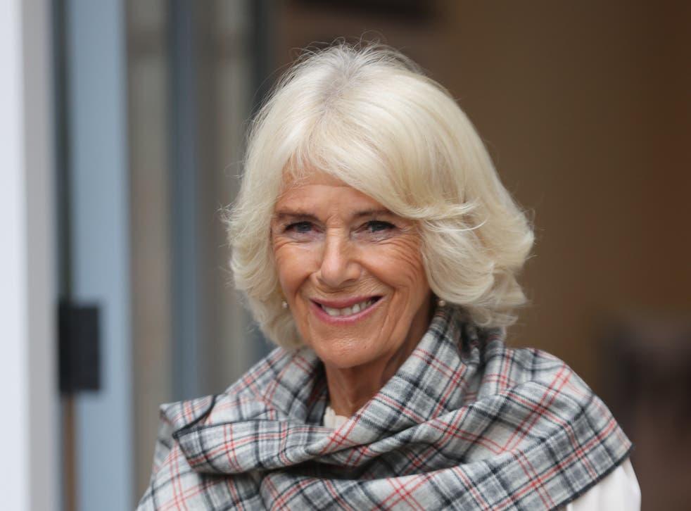 <p>Camilla, Duchess of Cornwall</p>