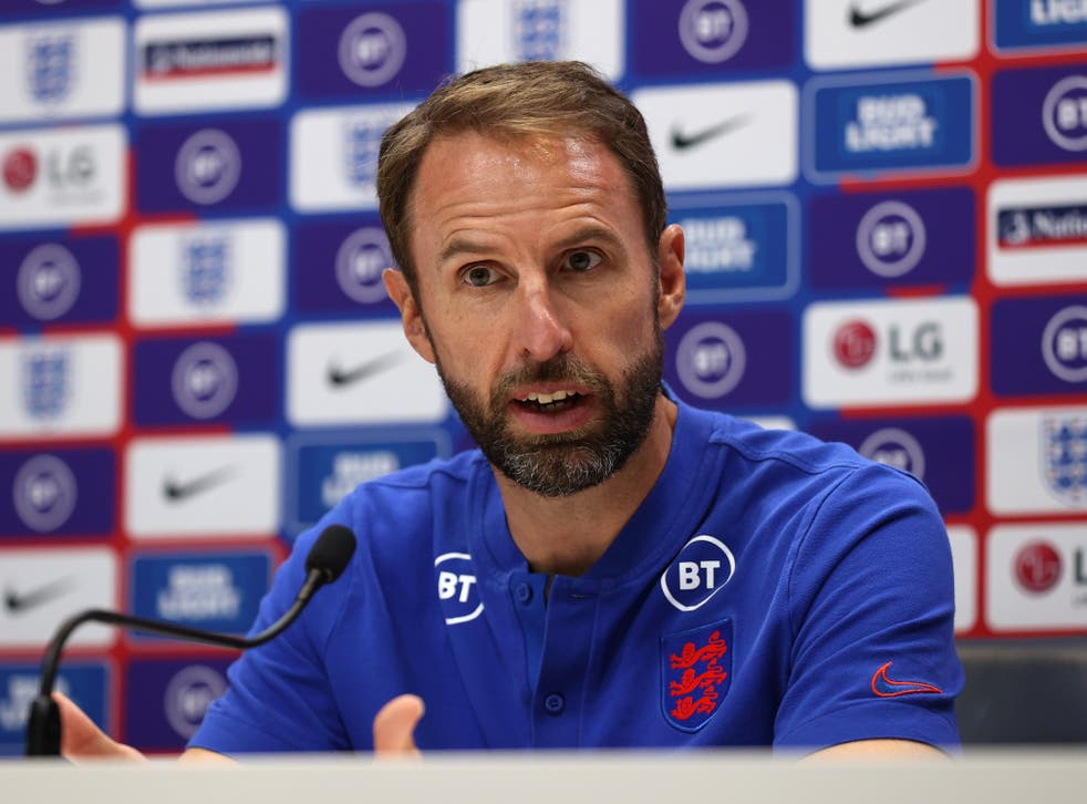<p>Gareth Southgate's contract as England head coach is set to expire after the 2022 World Cup</p>