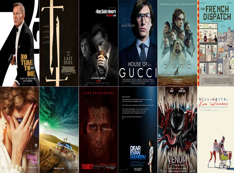 Fall Film Preview