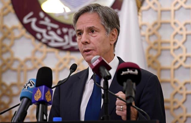 Qatar US Afghanistan
