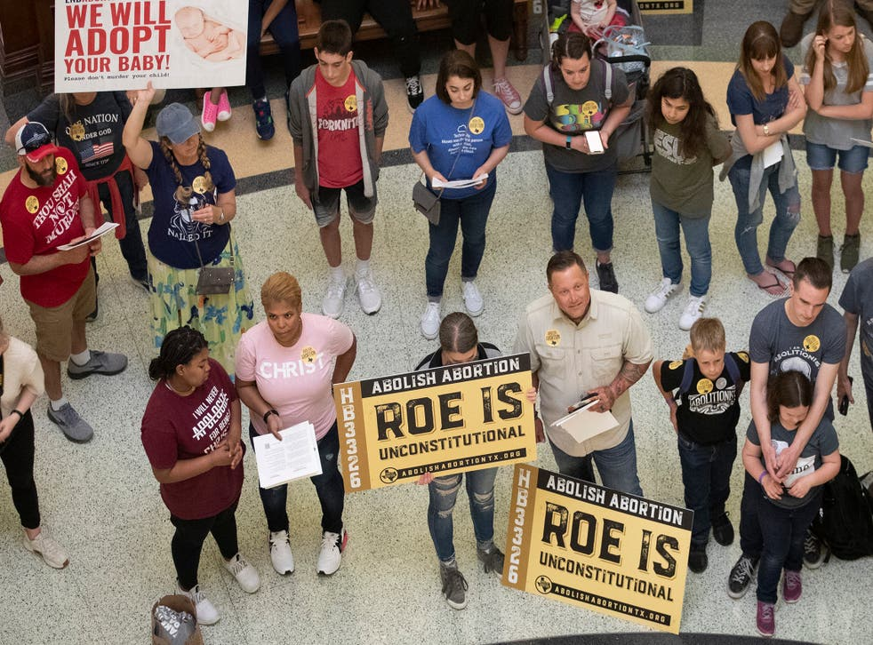 Texas Abortion Enforcement