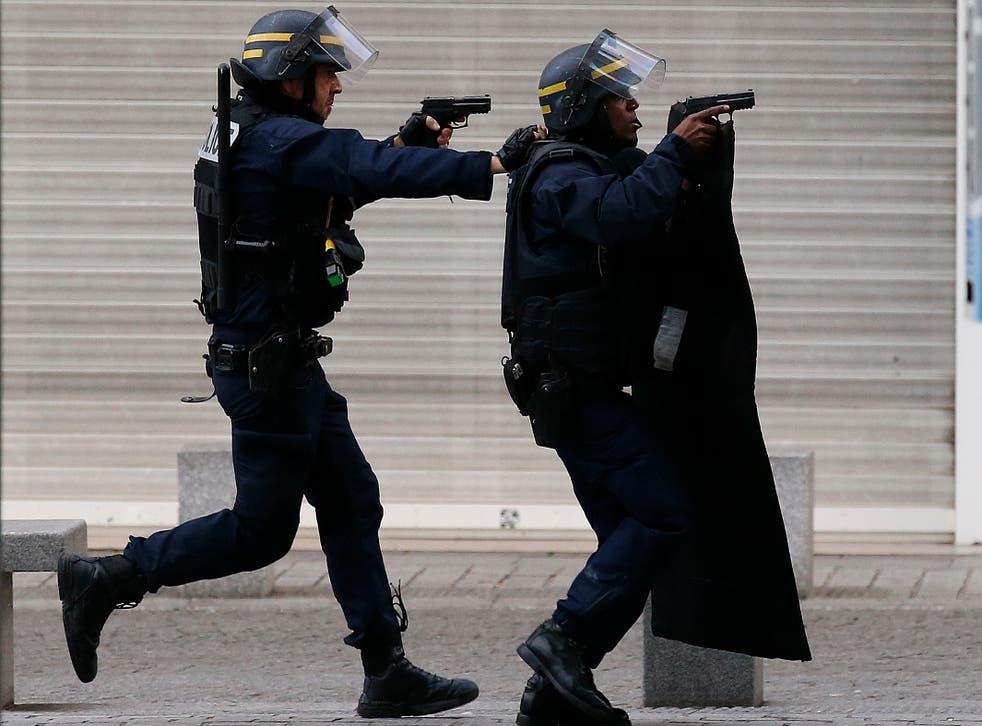 France Attacks Trial Timeline