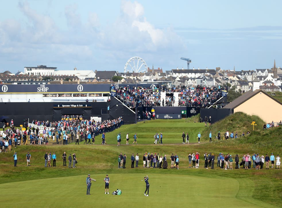 <p>The Open will return to Royal Portrush after its successful 2019 hosting </p>